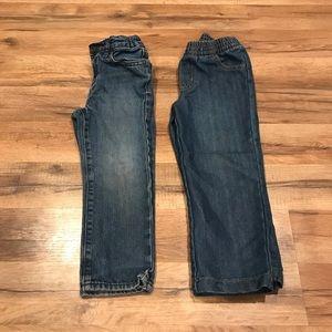 Boy jeans bundle of 2